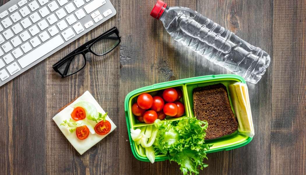 Wiosenny Lunch Box Proste I Szybkie Obiady Do Pracy Leclerc Elblag